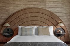 Photo 5 of 10 in Beige Is Back in a Big Way at Kelly Wearstler's New Proper Hotel - Dwell Luxury Rooms, Kelly Wearstler, Interior Decorating, Interior Design, Modern Bedroom, Modern Bedding, Luxury Bedding, Inspired Homes, Santa Monica