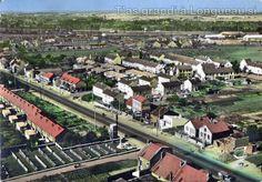 T'as grandi à Longueau si: Avenue Henri Barbusse dans les années 50