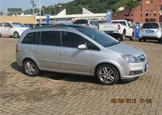 Opel Zafira 1.8 Enjoy Panoramic