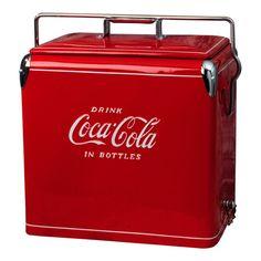 50's Fun - Retro-Chic Cola Cooler
