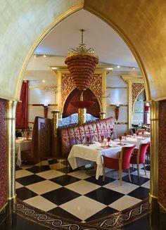 Burj Al Arab, Jumeirah - Al Iwan Restaurant