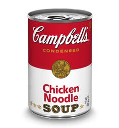 Food Labels: Campbell's Chicken Noodle Soup (Warning: May Cause Laughter.or Weeping. Campbells Mushroom Soup, Campbells Beef Stroganoff, Mushroom Stroganoff, Creamed Mushrooms, Stuffed Mushrooms, Chicken Noodle Soup Can, Greenbean Casserole Recipe, Frugal Family, Salisbury Steak