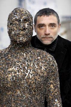 El Nacional de Artes Plásticas reconoce la escultura ubicua de Jaume Plensa