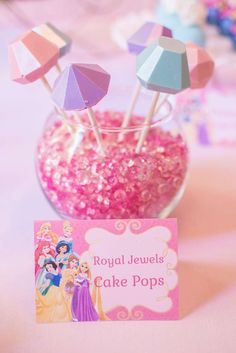 Charlotte's Princess Party | CatchMyParty.com