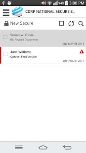 Secure Messaging- screenshot thumbnail