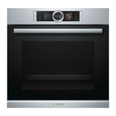 Buy Bosch Pyrolytic Stainless Steel Built-In Oven at Magness Benrow. Genuine Bosch Cookware and all accessories. Stainless Steel Grades, Stainless Steel Oven, Oven Design, Single Oven, Washer Machine, Electrical Installation, Built In Ovens, Electric Oven, Interiors