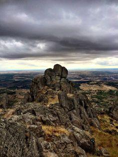 Monsanto Half Dome, Monument Valley, Portugal, Mountains, Nature, Travel, Naturaleza, Viajes, Trips