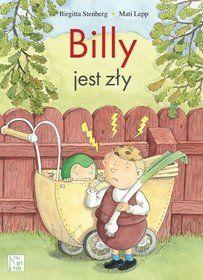 Billy jest zły-Stenberg Birgitta, Lepp Mati
