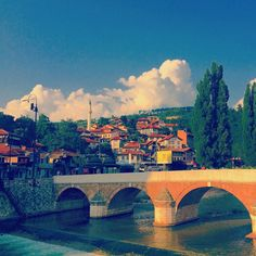 "3rd Place, Landscapes/Cityscapes: Medina Spiodic, Bosnia and Herzegovina  ""Sarajevo, Bosnia and Herzegovina. (neighborhood: Alifakovic) July 06,2014"""