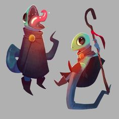 More doodles of this guy, still don't have a name for him.. Any ideas? #art…