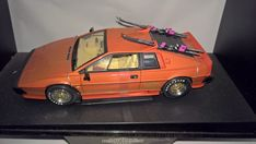 1:18 Autoart Lotus Esprit Turbo 007 For Your Eyes Only Copper color