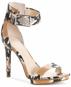 Calvin Klein Vivian High Heel Sandals