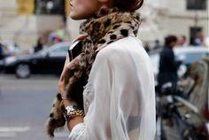 #leopard #scarf