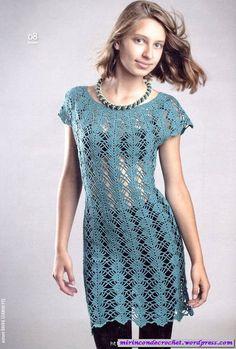 Corto o largo …vos decidí….pero en cualquiera de los dos casos te va a quedar divino!!! | Mi Rincon de Crochet