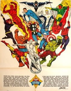 Foom Poster - Primary