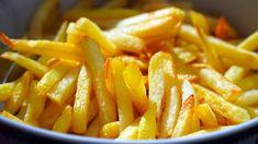 Cartofi pai (sursa foto: Pixabay) French Fries Day, Making French Fries, French Fries Recipe, Potato Recipes, Snack Recipes, Snacks, Papier Absorbant, Fried Potatoes, Food Porn