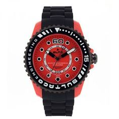 Reloj Bultaco Speedcity Black Red 6f9fd73b787f