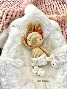 Diy Crochet Toys, Crochet Bunny, Crochet Animals, Crochet Dolls, Crochet Projects, Crocheted Toys, Crochet Ideas, Doll Shop, Crochet Hook Sizes