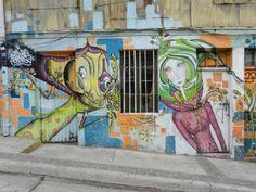 Más de 200 murales se pueden conocer en los recorridos de Valpo Street Art Painting, Art, Murals, Getting To Know, Art Background, Painting Art, Paintings, Kunst, Drawings