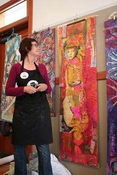 Wallpaper Class Artfest 2008   by Anahata Katkin / PAPAYA Inc.