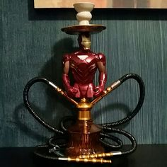 Hey, check out what I'm selling with Sello: Hookah Iron Man http://together0128.sello.com/shares/1ege8