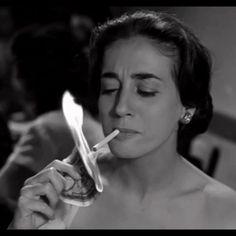 """550 """"Μου αρέσει!"""", 5 σχόλια - Ellie Lambeti / Έλλη Λαμπέτη (@ellielambeti) στο Instagram: """"(1958) Με τη διεύθυνση φωτογραφίας του Walter Lassally και τη μουσική του Μάνου Χατζιδάκι στην…"""" Greek Model, Actors & Actresses, Female, Palette, Style, Swag, Pallets, Outfits"""