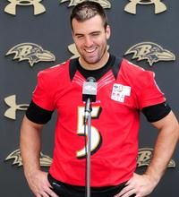 Baltimore Ravens quarterback Joe Flacco signed the richest contract in NFL history in March with a a six-year, $120.6 million deal, including $52 million guaranteed.