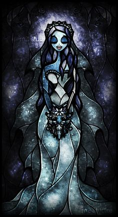 Disney Princesses And Other Characters Get The 'Stained Glass'-Effect - DesignTAXI.com
