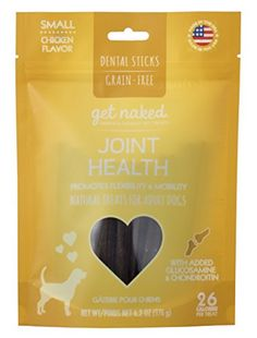 Get Naked Grain Free 1 Pouch 62 oz Joint Health Dental Chew Sticks Small >>> Continue to the product at the image link.