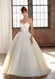 Mori Lee Bridal Gown Style - 4808