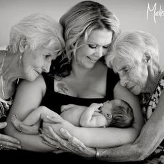 Four generations of beautiful, strong women. Sibling Photos, Newborn Pictures, Maternity Pictures, Pregnancy Photos, Baby Photos, Family Photo Sessions, Family Posing, Family Portraits, Family Photos