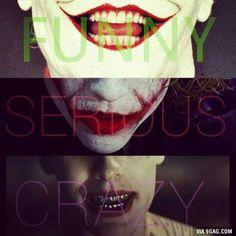 Really, really crazy