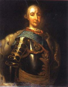 Peter III by V.G.Akhlopkov (1750s, Russian museum).jpg Peter III by V.G.Akhlopkov (1750s, Russian museum)