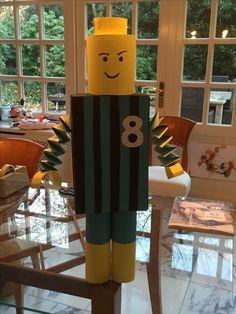 LEGO voetbalmannetje Sint surprise