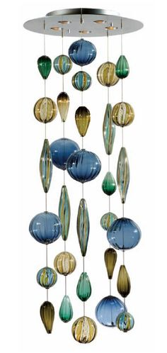 art glass mobile   ...........click here to find out more     http://jos.googydog.com