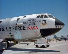 NASA B-52