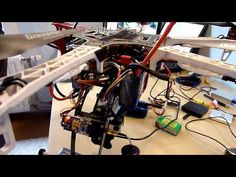 How to build a drone DJI Naza F550 with long range FPV - Everything you ...