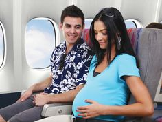 Flying when pregnant?