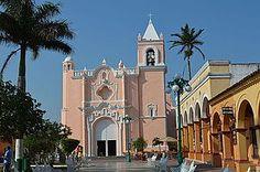 Iglesia de la Virgen de la Candelaria en Tlacotalpan