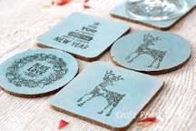 Image result for how to make reusable coasters