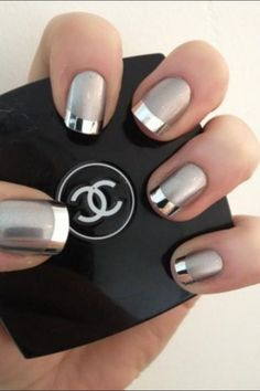 60 Fashionable French Nail Art Designs And Tutorials – Noted List