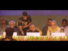 Launch of Rashtrapati Bhavan Tourism Website by President of India on 25...