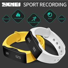 <font><b>Smart</b></font> <font><b>Wristband</b></font> SKMEI L28T OLED Display Waterproof Fitness Sleep Tracker Alarm Support Bluetooth 4.0 Android 4.3 IOS 7.0. >> Have a look at even more at the photo link