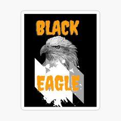 New T Shirt Design, Shirt Designs, Black Eagle, World Traveler, Disney Vacations, Art World, Stickers, Movie Posters, Film Poster