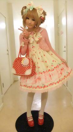 ♥ Sweet Lolita.