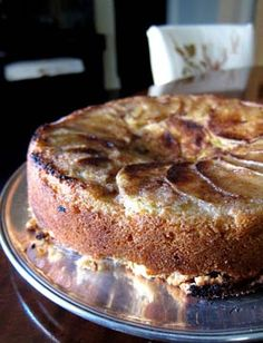 Apple Honey Cake from 'A Taste of Honey, Recipes and Traditions' via goop.com: http://tinyurl.com/3jmoka5  #Apple_Honey_Cake #Goop