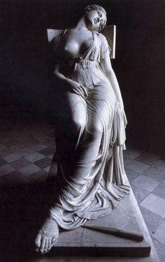 lyghtmylife:  CAMPENY Y ESTANY, Damián Catalan sculptor (b. 1771, Mataró, d. 1855, Barcelona) The Dying Lucretia1834MarblePalau de la Llotja...