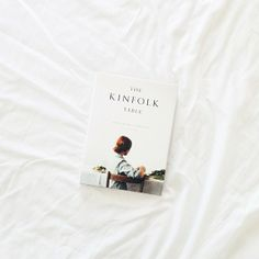 The Kinfolk Table || Fiddle and Spoon