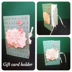 Tarjeta gift card