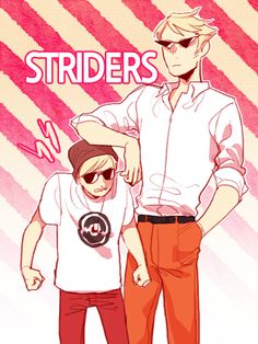 Striders -- Homestuck